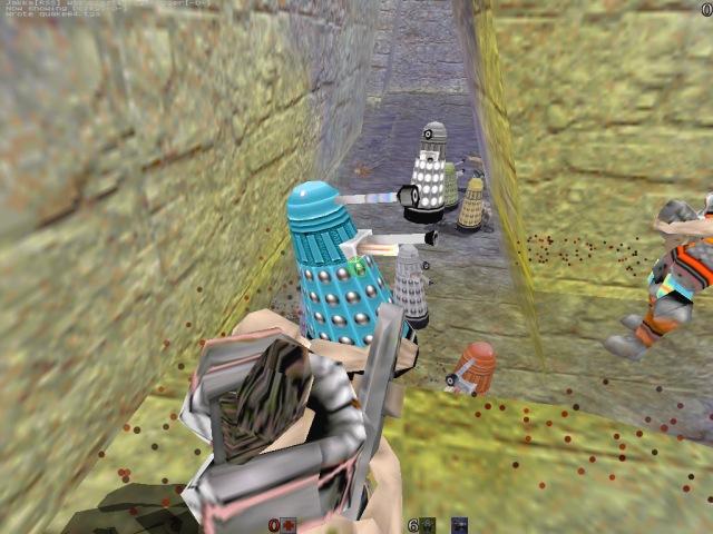 retro gaming archive quake 2 id software tim willits monster kill railgun railwarz q2ctf dondeq2