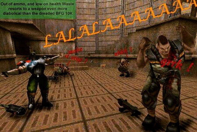 quake 2 quake2 q2ctf railwarz 2017 20th anniversary carmack romero quake champions blackroom retro gaming instagib capture the flag ctf multiplayer deathmatch dondeq2 donde q2