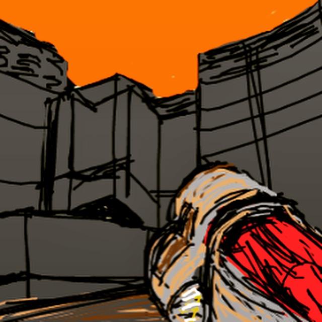 retro gaming archive quake 2 id software tim willits monster kill railgun railwarz q2ctf dondeq2 stuffy quake 2 maps australia tom hall romero levelord tim willits george costanza seinfeld q2dm1 the edge bong map making