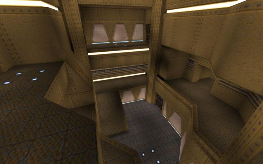retro gaming archive quake 2 id software tim willits monster kill railgun railwarz q2ctf dondeq2 aerowalk
