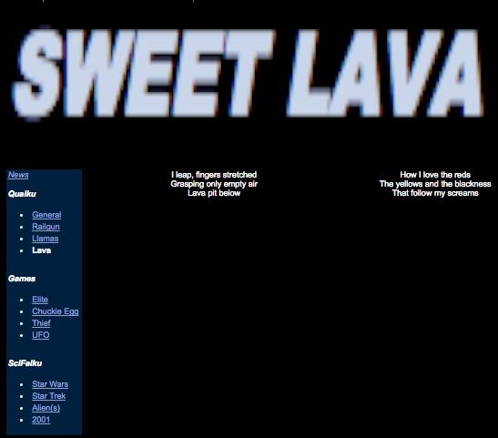 sweetlava