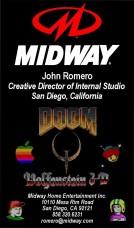 Midway Biz Card 3-XL