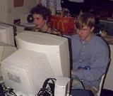 Lakerman and EZrider concentrated at Quake