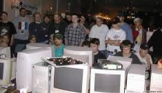Cyberatheletes compete