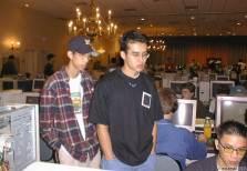 DiscoStu and Diablos watch GunPwdr play a match