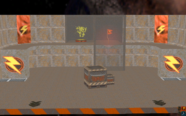 MACTF: Mercs Style Arena Capture The Flag – Donde Quake 2