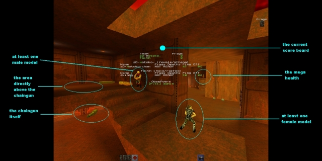 Quake 2 Australia: How Delightful – q2 custom maps and TDM