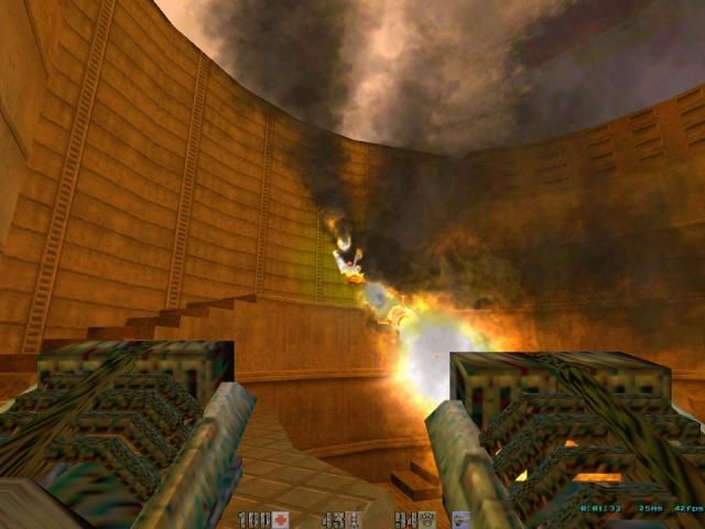 Insane Weapons Mod: The most insane Quake II mod ever